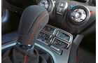 Chevrolet Camaro ZL1, Schalthebel, Schaltknauf
