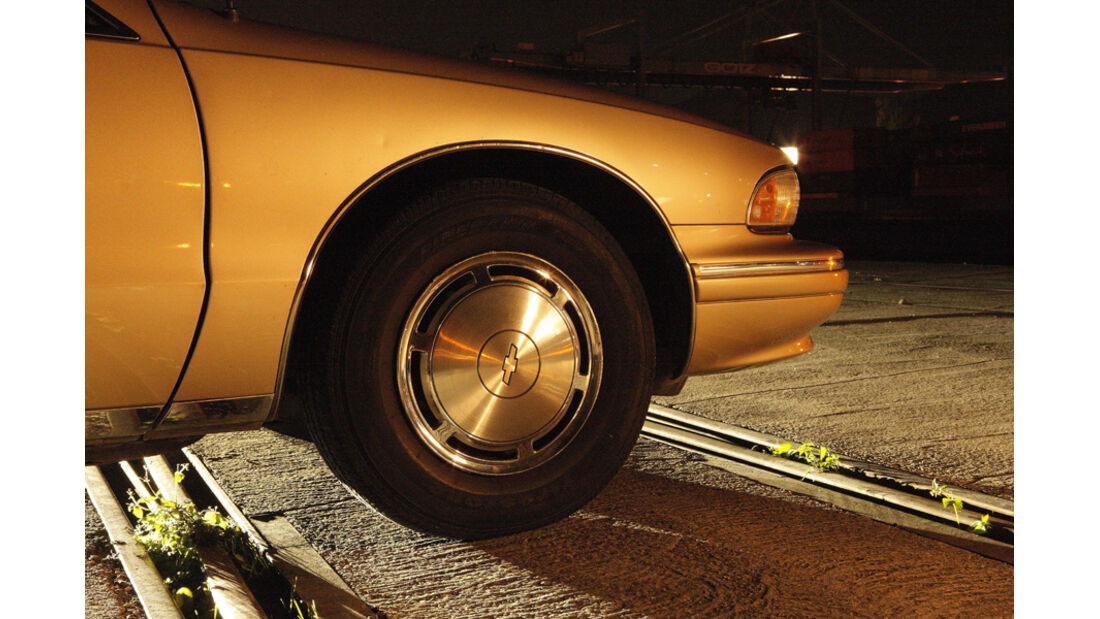 Chevrolet Caprice, Felge