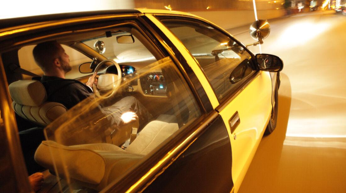 Chevrolet Caprice Police Cars, Seitenlinie