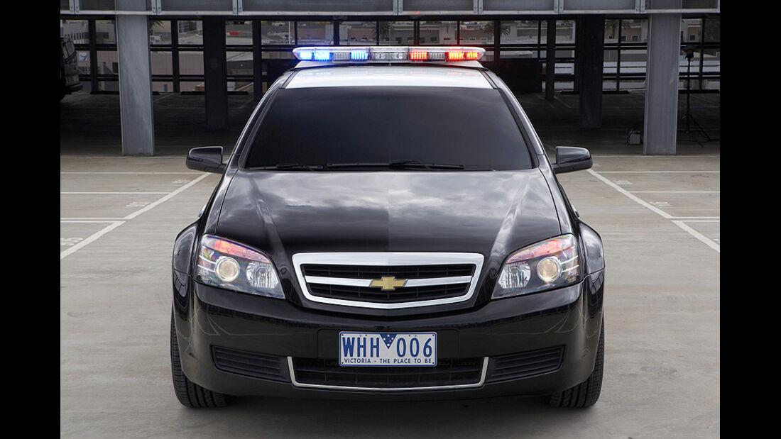 Chevrolet Caprice Polizeiauto