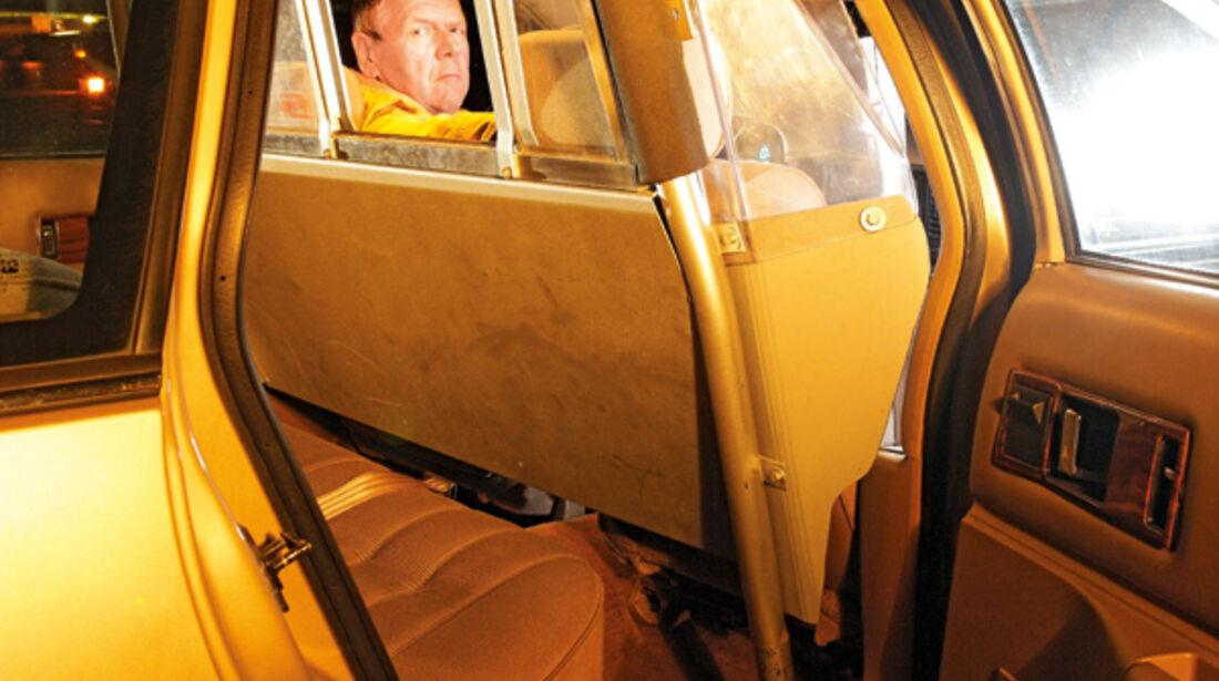 Chevrolet Caprice, Seitentüre