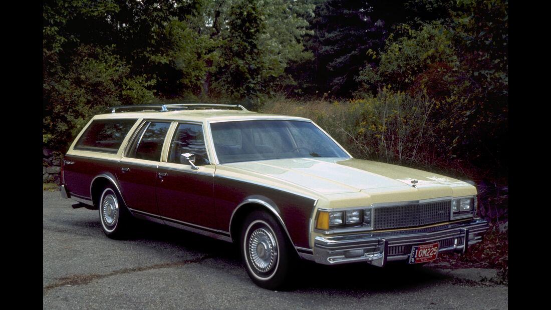 Chevrolet Caprice Station Wagon Estate