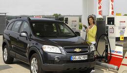 Chevrolet Captiva Autogas