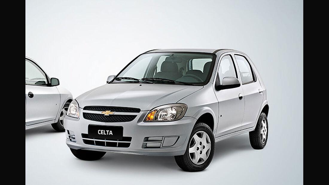 Chevrolet Celta Brasilien