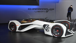 Chevrolet Chaparral 2X Vision Gran Tursimo