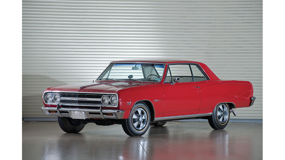 Chevrolet Chevelle Z16 Coupe (Frontansicht)