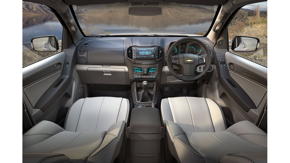 Chevrolet Colorado Concept Bangkok 2011