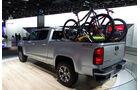 Chevrolet Colorado, NAIAS 2014, Detroit Motor Show