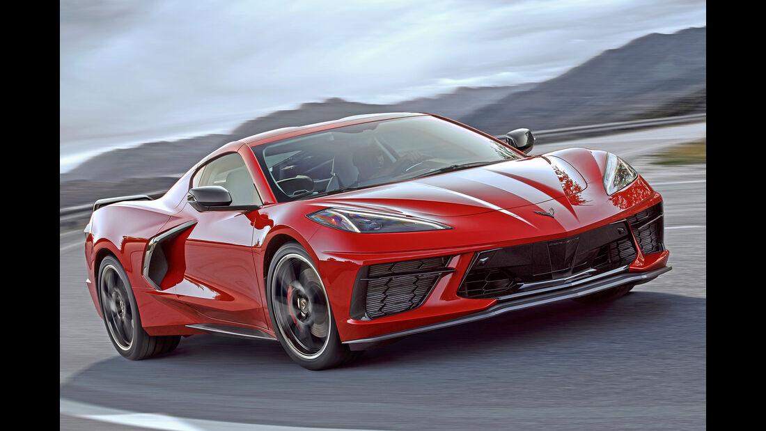 Chevrolet Corvette, Best Cars 2020, Kategorie G Sportwagen