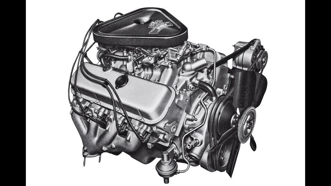 Chevrolet Corvette, Bigblock-V8
