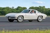 Chevrolet Corvette C2 (1964), Seitenansicht