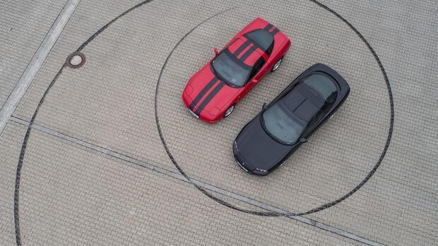 Chevrolet Corvette C5, Chevrolet Camaro Z28, Exterieur