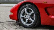 Chevrolet Corvette C5, Exterieur