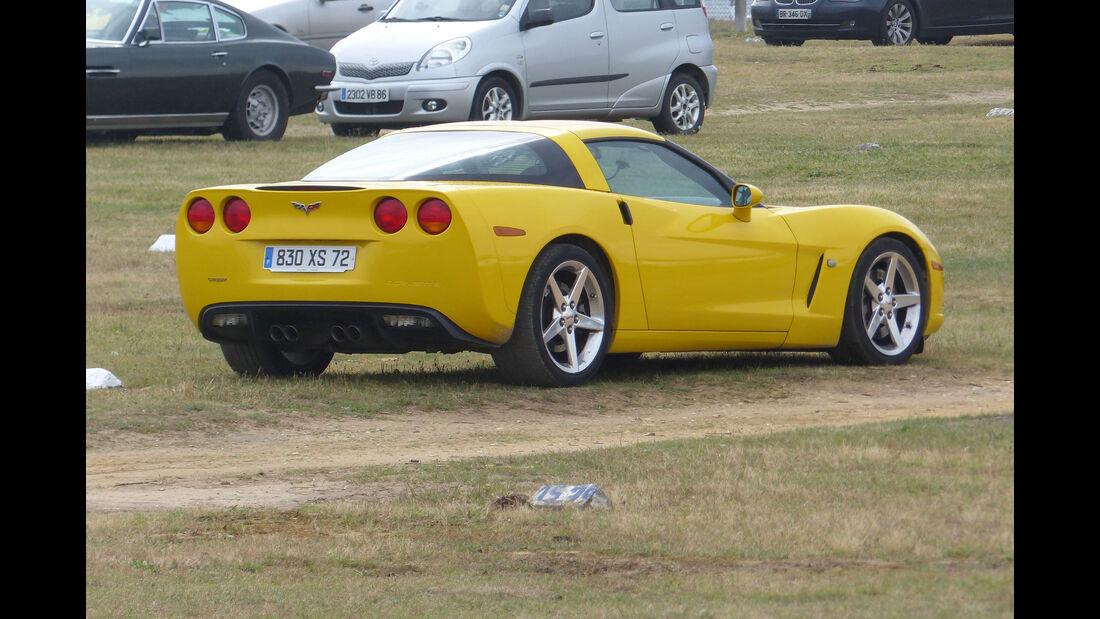 Chevrolet Corvette C5 - Fan-Autos - 24h-Rennen Le Mans 2015