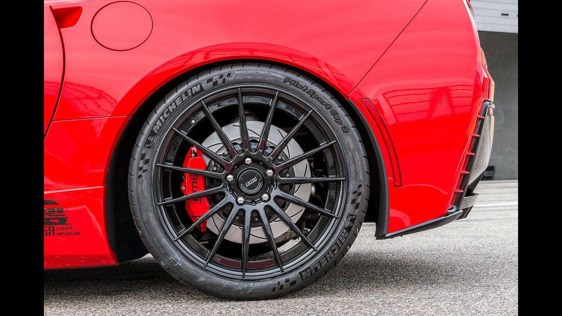 Chevrolet Corvette C7 GME German Motors & Engineering