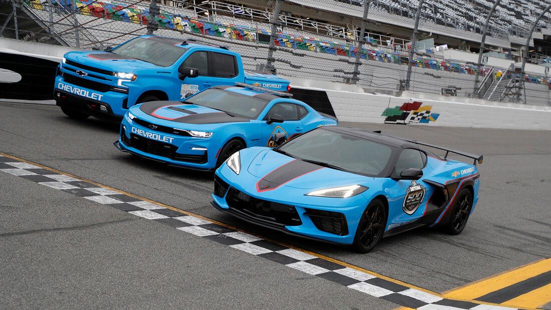 Chevrolet Corvette C8 - Daytona 500 - Pace Car - 2021
