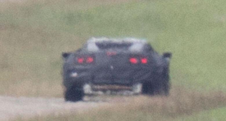 Chevrolet Corvette - C8 - Erlkönig - Mittelmotor - V8