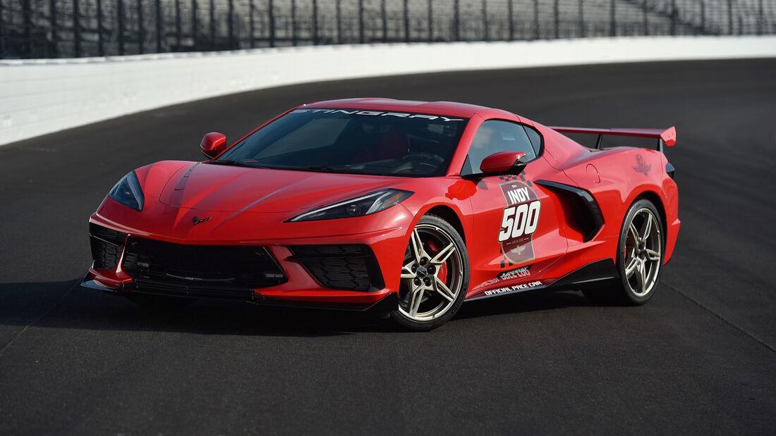 Chevrolet Corvette C8 - Indy 500 - Pace Car - 2020