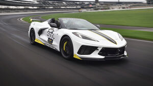 Chevrolet Corvette C8 - Indy 500 - Pace Car - 2021
