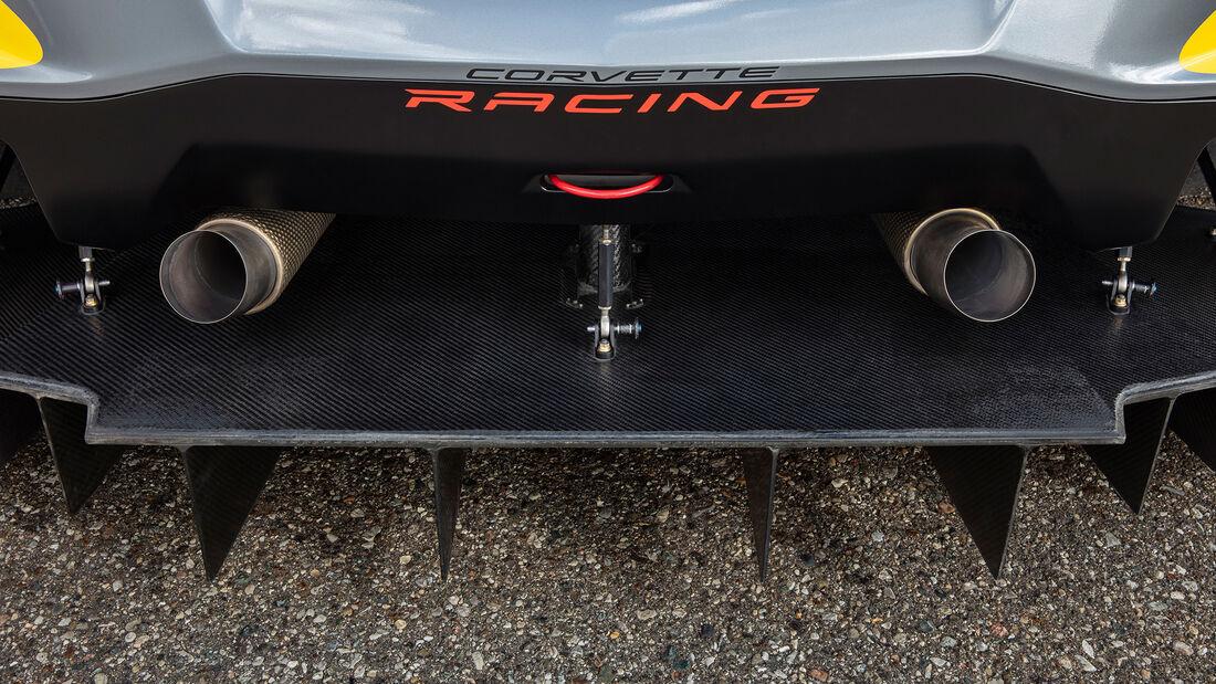 Chevrolet Corvette C8.R - Rennwagen