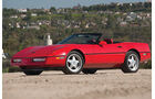 Chevrolet Corvette Callaway Twin Turbo Convertible (Frontansicht)
