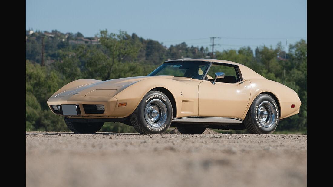 Chevrolet Corvette Coupet (Frontansicht)