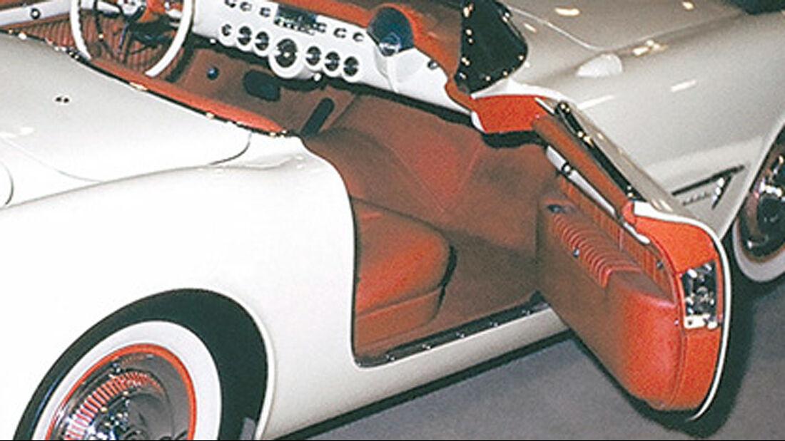 Chevrolet Corvette EX-52/852