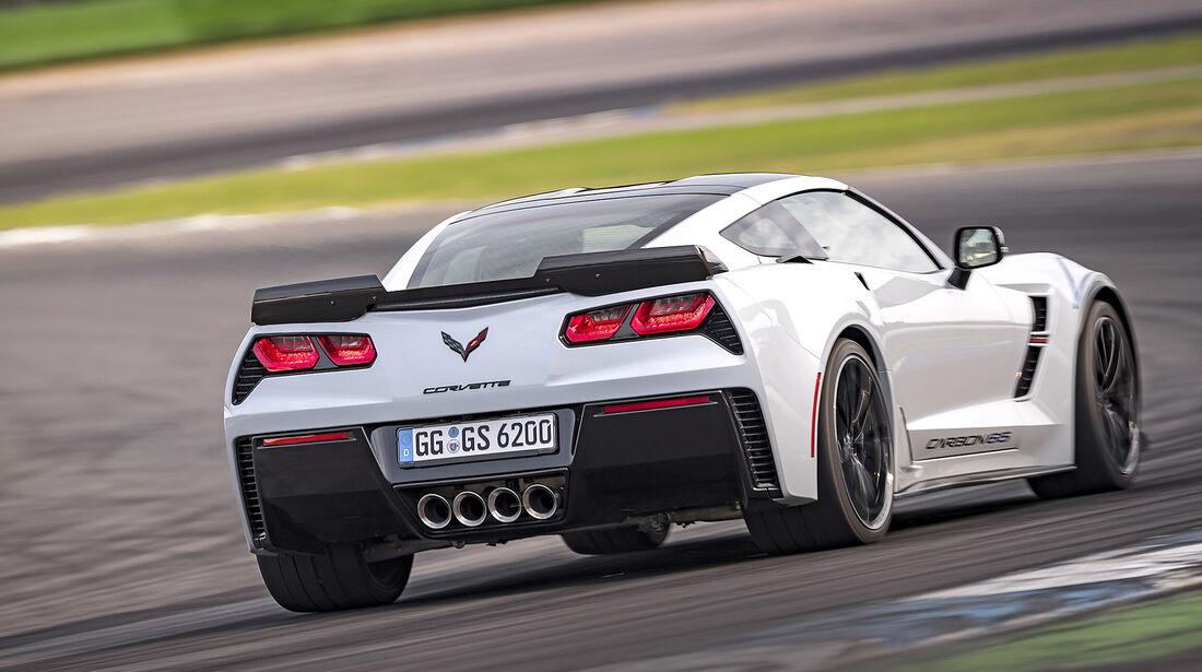 Chevrolet Corvette Grand Sport, Exterieur