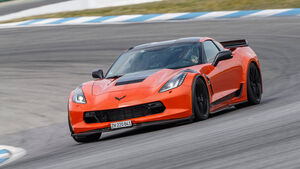 Chevrolet Corvette Grand Sport Final Edition, Exterieur