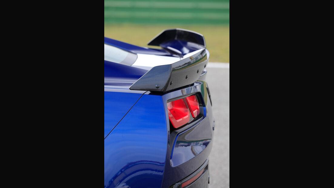 Chevrolet Corvette Grand Sport, Heckspoiler