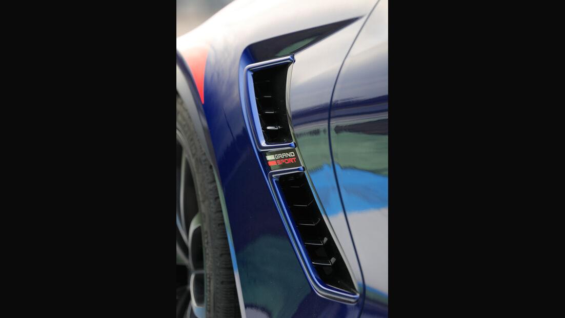 Chevrolet Corvette Grand Sport, Lufthutze