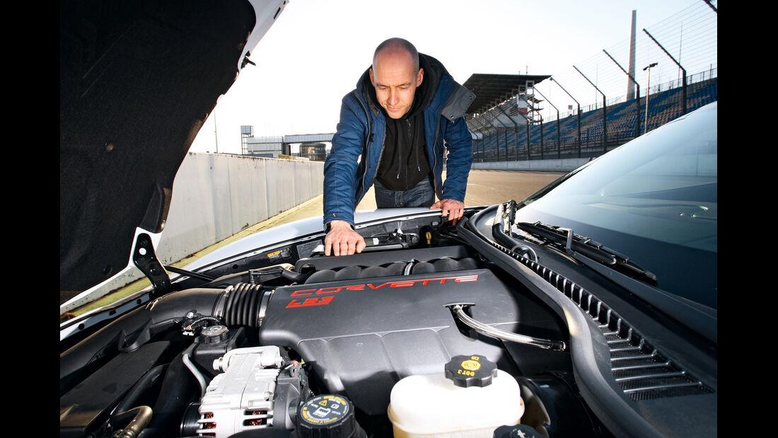 Chevrolet Corvette Grand Sport, Motor, Dani Heyne