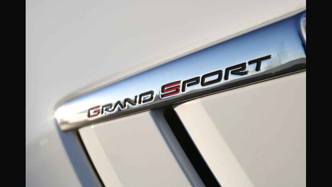 Chevrolet Corvette Grand Sport, Typenbezeichnung