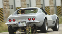 Chevrolet Corvette, Heck