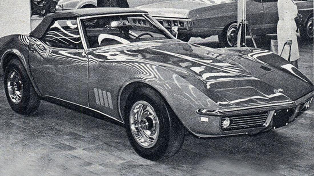 Chevrolet, Corvette, IAA 1967
