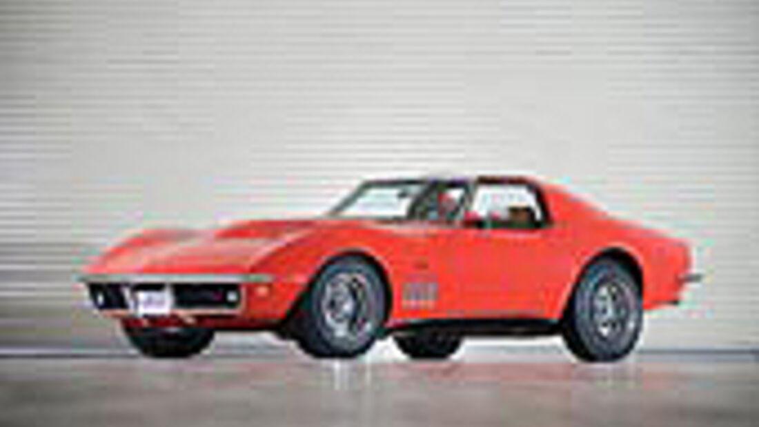 Chevrolet Corvette L88 Coupe (Frontansicht)