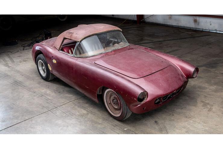 Chevrolet Corvette C1 LM: Le-Mans-Renner von 1960   AUTO ...