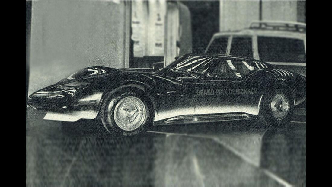 Chevrolet, Corvette Manta Ray, IAA 1977