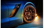 Chevrolet Corvette, Rad, Felge