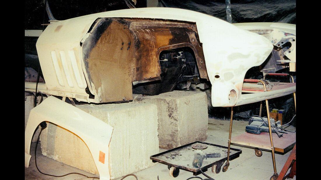 Chevrolet Corvette Sting Ray Convertible (1963)