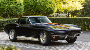 Chevrolet Corvette Sting Ray L88 Coupe (1967)