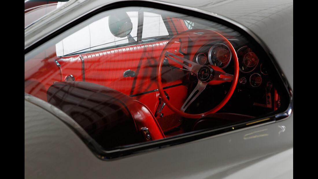 Chevrolet Corvette Sting Way, Cockpit, Lenkrad
