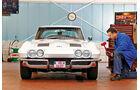 Chevrolet Corvette Sting Way, Heckansicht, Wolfgang Stärk