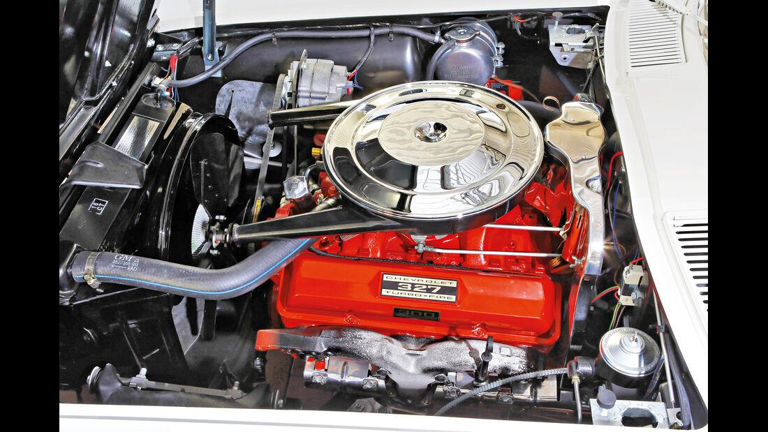Chevrolet Corvette Sting Way, Motor