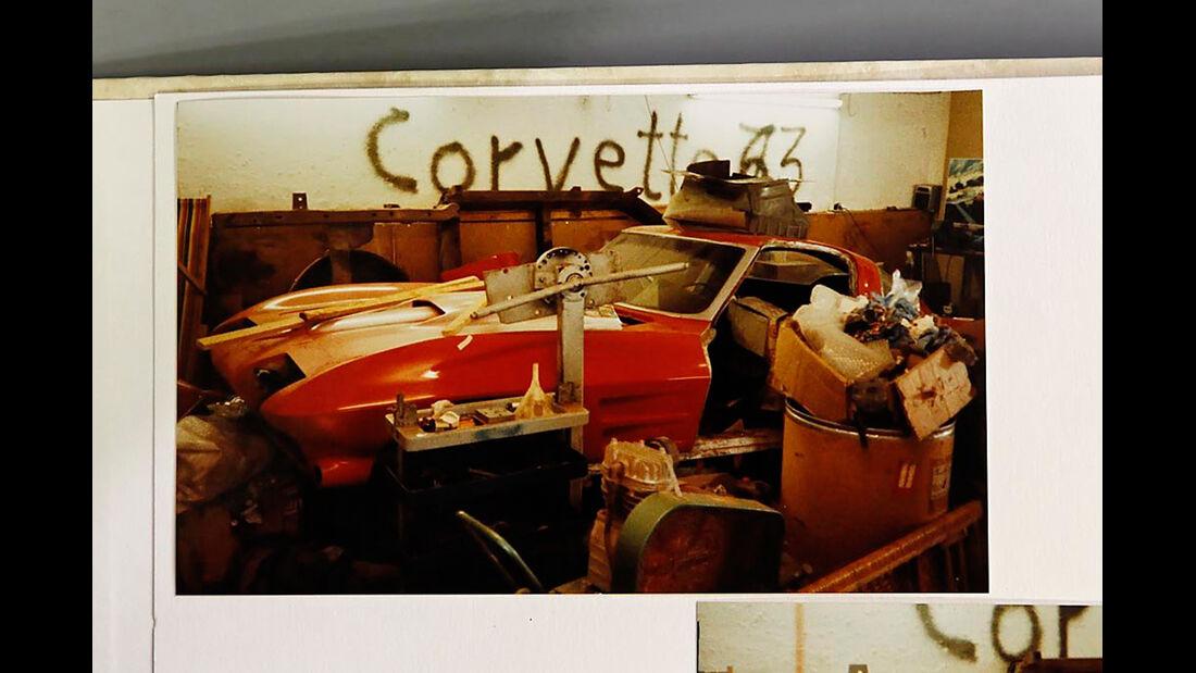 Chevrolet Corvette Sting Way, Urzustand