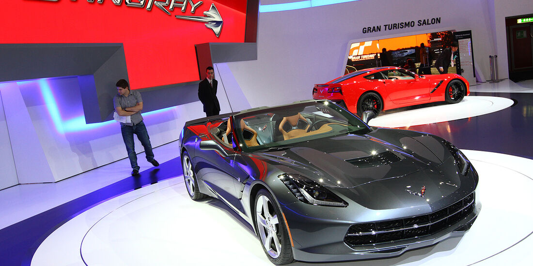 Chevrolet Corvette Stingray Cabrio