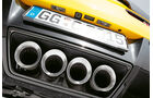 Chevrolet Corvette Stingray, Endrohre, Auspuff