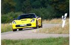 Chevrolet Corvette Stingray, Frontansicht