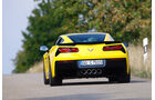 Chevrolet Corvette Stingray, Heckansicht