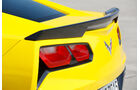 Chevrolet Corvette Stingray, Heckspoiler